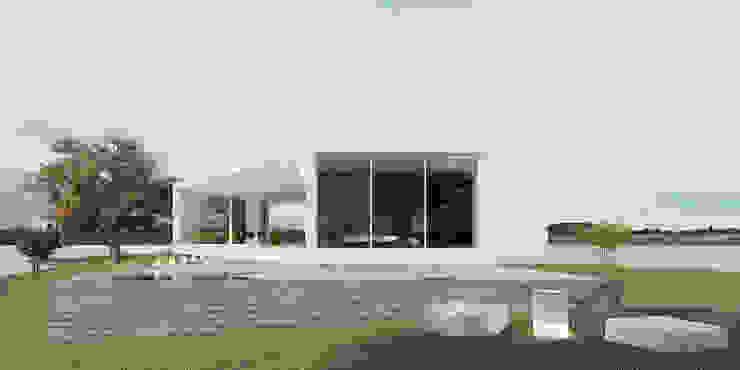 casa T+C Casas minimalistas por homify Minimalista