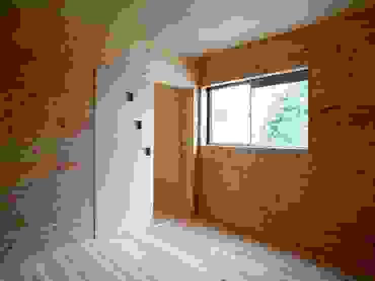 2階・個室 モダンデザインの 多目的室 の OSM建築設計事務所 モダン