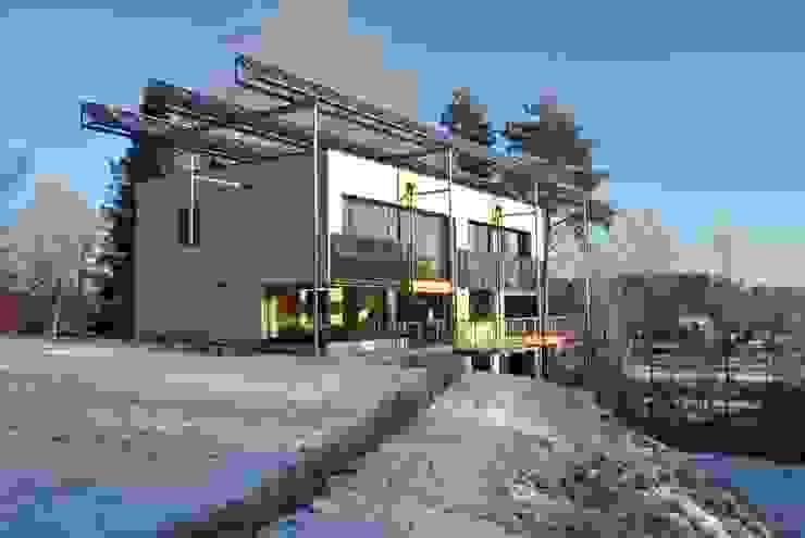 Winterbetrieb:  Häuser von Architekturbüro Reinberg ZT GmbH