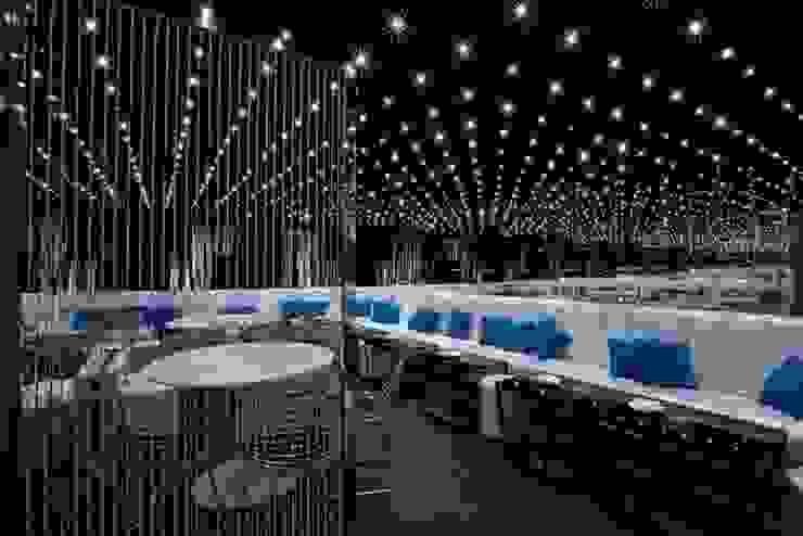Ресторан пан-азиатской кухни Makao-Club от Васечкин Design Тропический