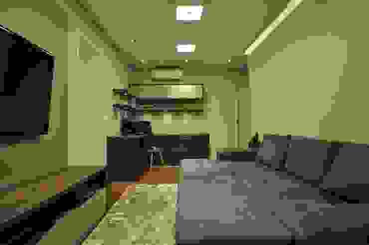Moderne Arbeitszimmer von Guido Iluminação e Design Modern