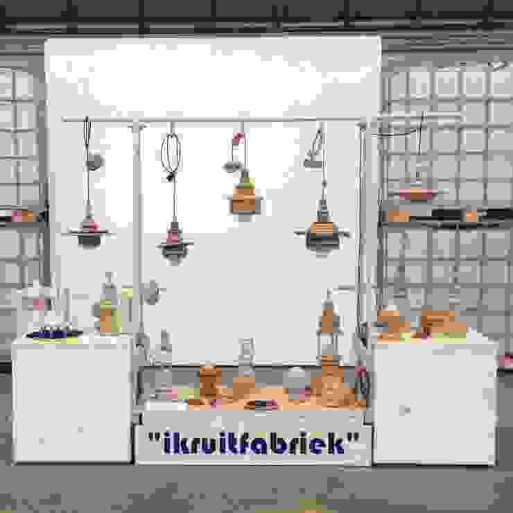 Overzicht lampen: modern  door Ingrid Kruit, Modern