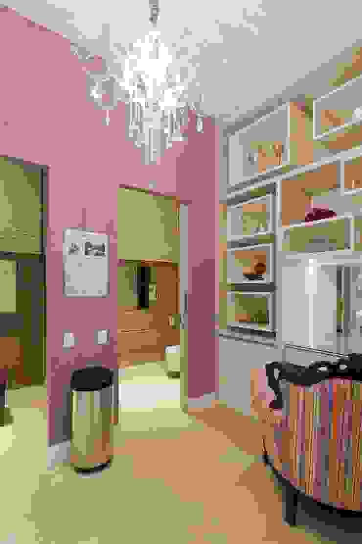Banheiro Público Casa Cor São Paulo Banheiros modernos por Adriana Fiali e Rose Corsini - FICODesign Moderno