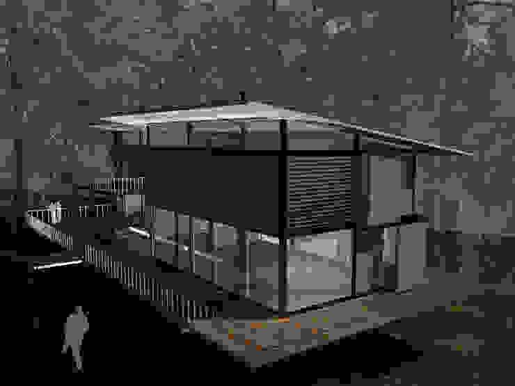 Proyecto Avándaro Casas modernas de Karell Studio Moderno