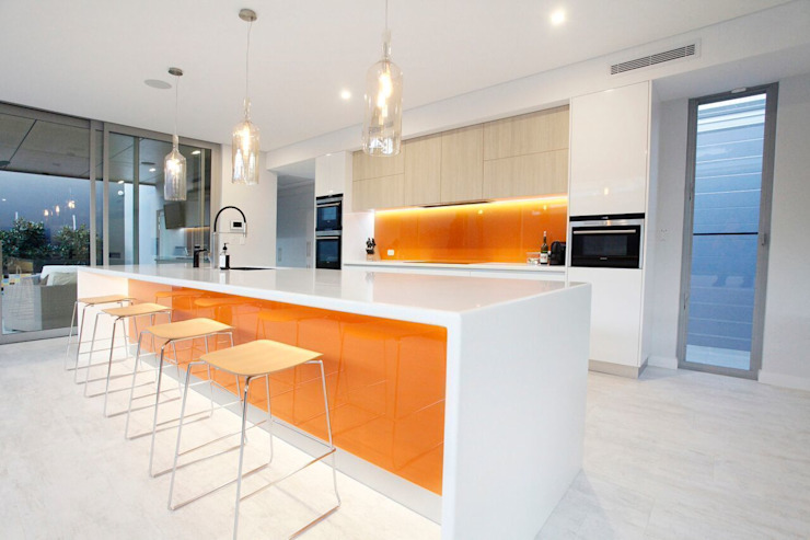 Finished Home in Perth Modern kitchen by New Home Building Brokers Modern