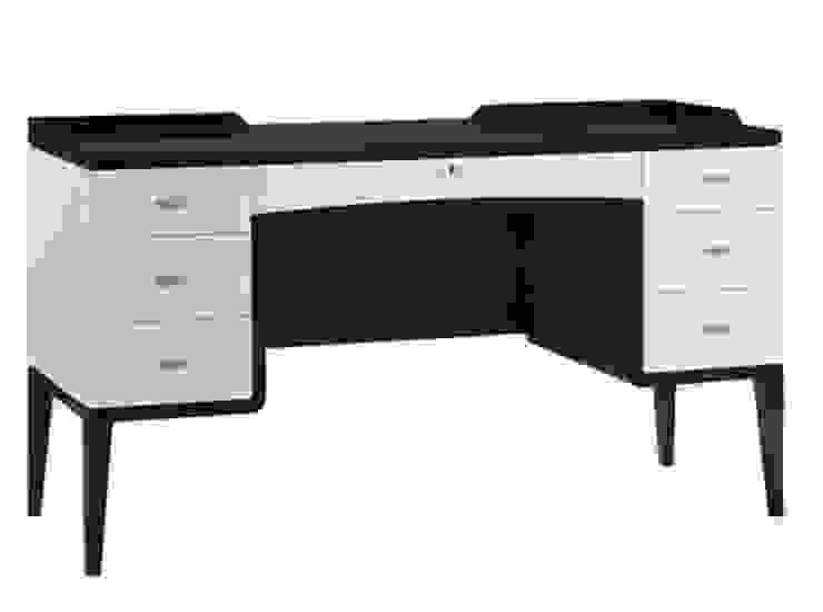 Стол письменный BAKER, With ivory lacgu, BILL SOFIELD от NICE CATCH Классический