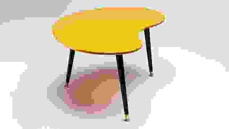 """Дизайнерский столик """"почка"""":  в современный. Автор – NICE CATCH , Модерн"""