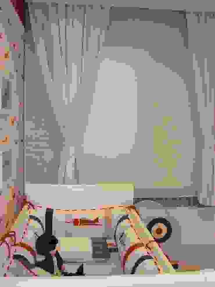 Suíte do Bebê por Adriana Fiali e Rose Corsini - FICODesign Moderno