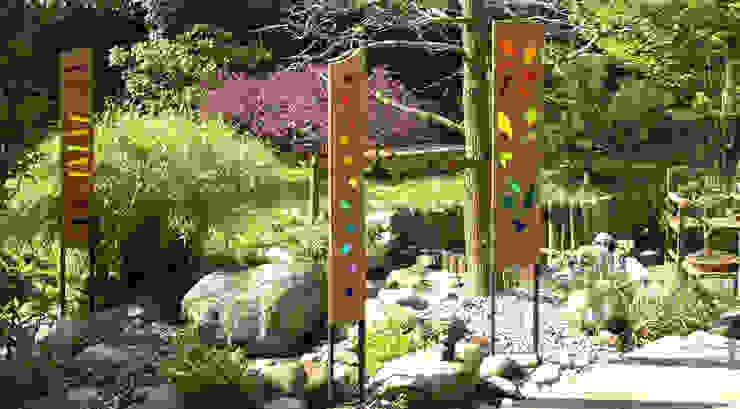 """Gartenkulpturen """"Auriga"""", """"Orion"""" und """"Andromeda"""" Finke Die Gartenidee GartenAccessoires und Dekoration"""