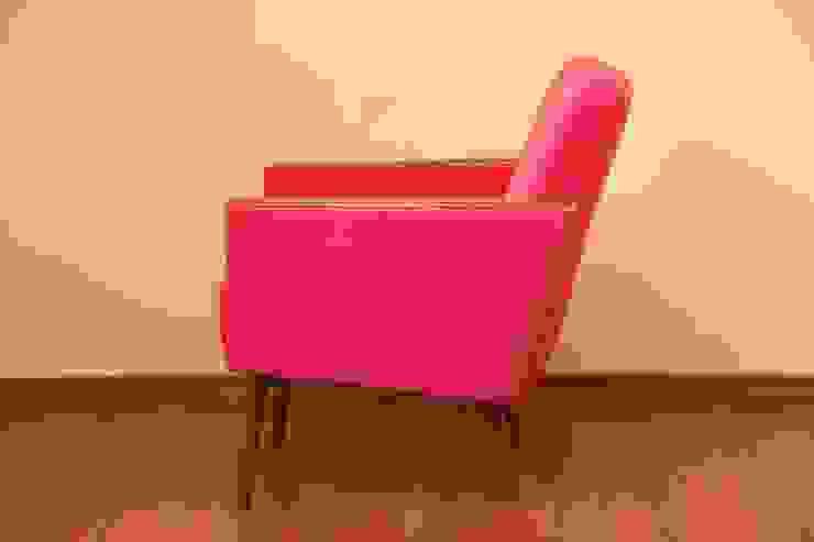 Винтажное кресло:  в современный. Автор – NICE CATCH , Модерн