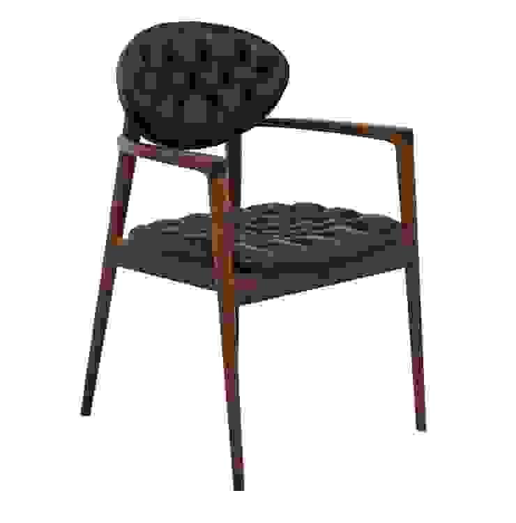 Кресло Nat A:  в современный. Автор – NICE CATCH , Модерн