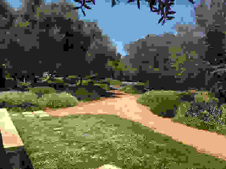 Jardins  por Viveros Pou Nou,