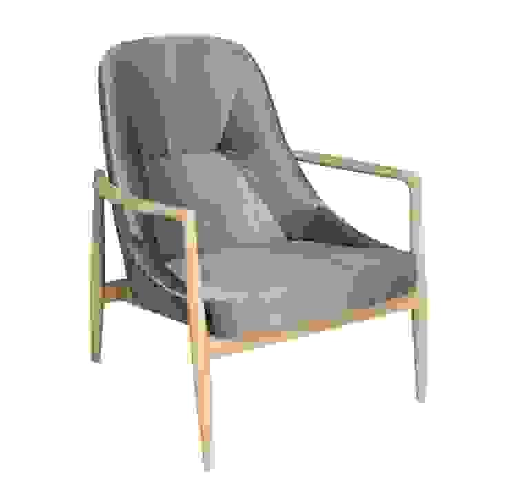 Кресло Monk:  в современный. Автор – NICE CATCH , Модерн