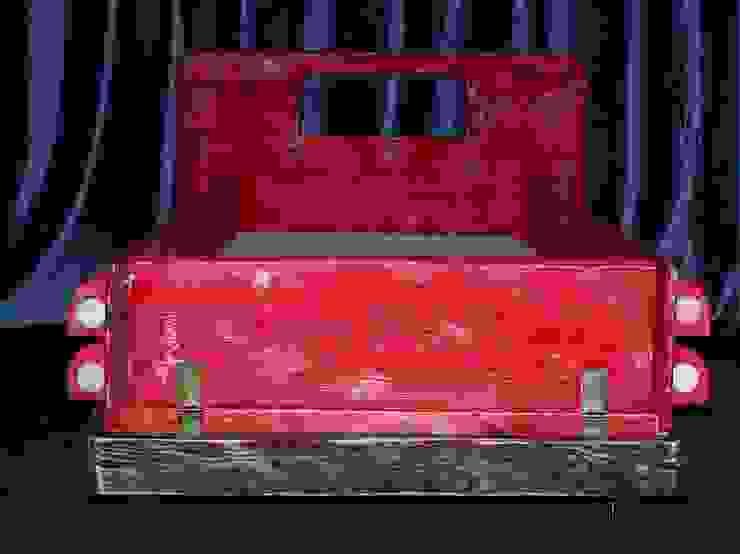 Super unikatowe łóżeczko drewniane – STARY PICKUP od Eko Bracia Klasyczny