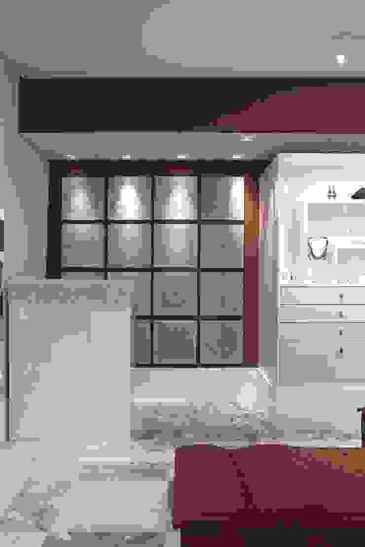 JOALHERIA DESIGN - CASA COR SP 2015 - BRASIL - Painel RENDAS DO BRASIL Lojas & Imóveis comerciais modernos por Adriana Scartaris: Design e Interiores em São Paulo Moderno