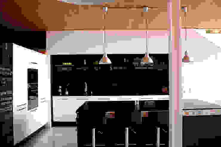 cocina Cocinas de estilo industrial de SMMARQUITECTURA Industrial