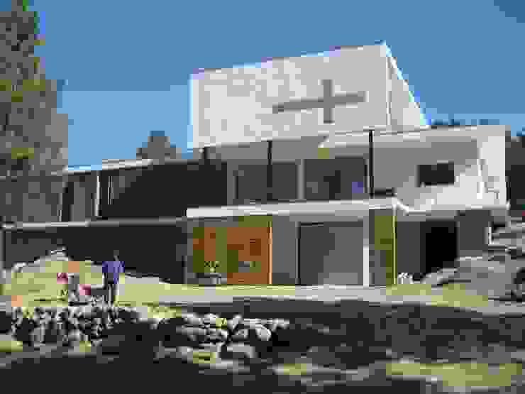 Fazenda da Esperança - Portugal 3 Casas modernas por ARKIVO Moderno