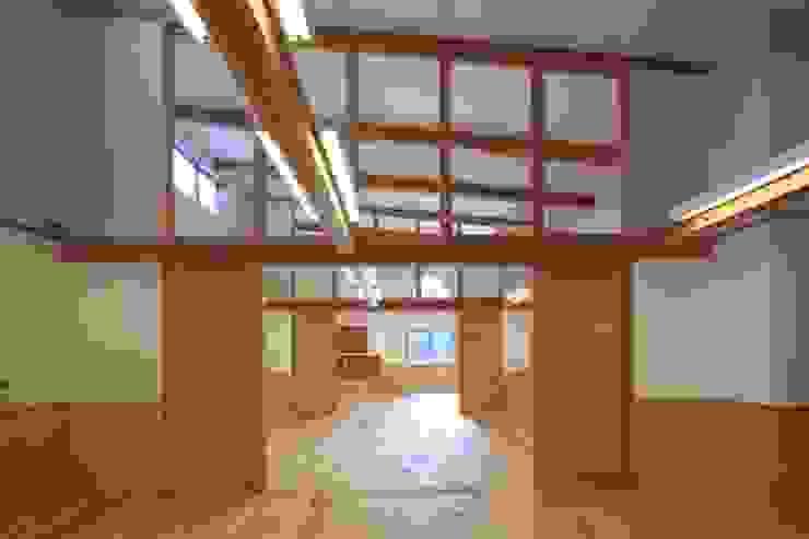 こどもきらきら園3,4,5歳児室 オリジナルな学校 の MK design studio オリジナル