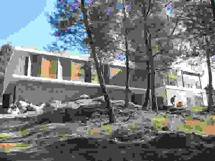 Fazenda da Esperança - Portugal 5 Casas modernas por ARKIVO Moderno