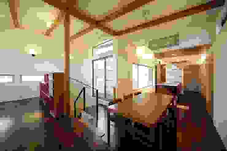 建築デザイン工房kocochi空間 ห้องทานข้าว