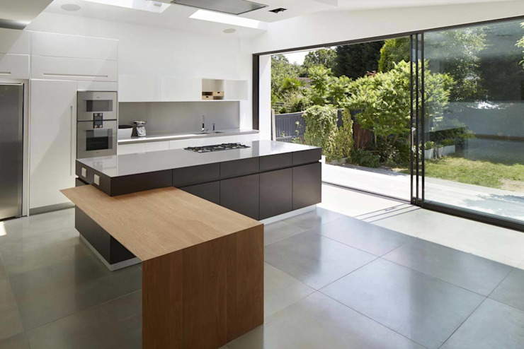 Eagle Lane Modern kitchen by Clear Architects Modern