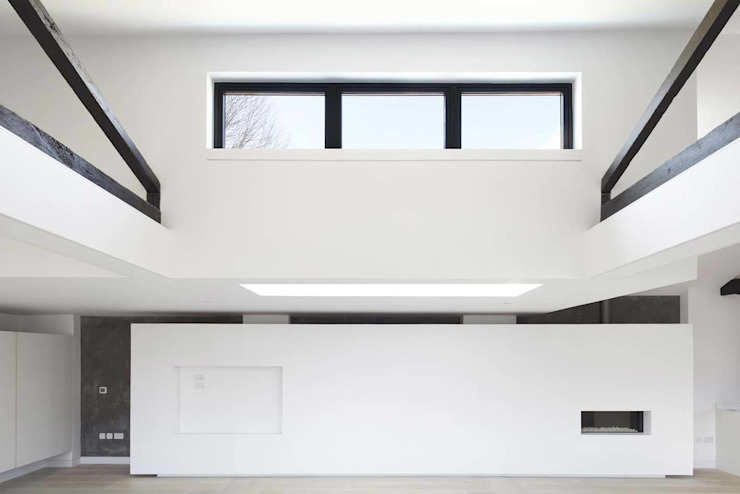 Coborn House Modern kitchen by Clear Architects Modern
