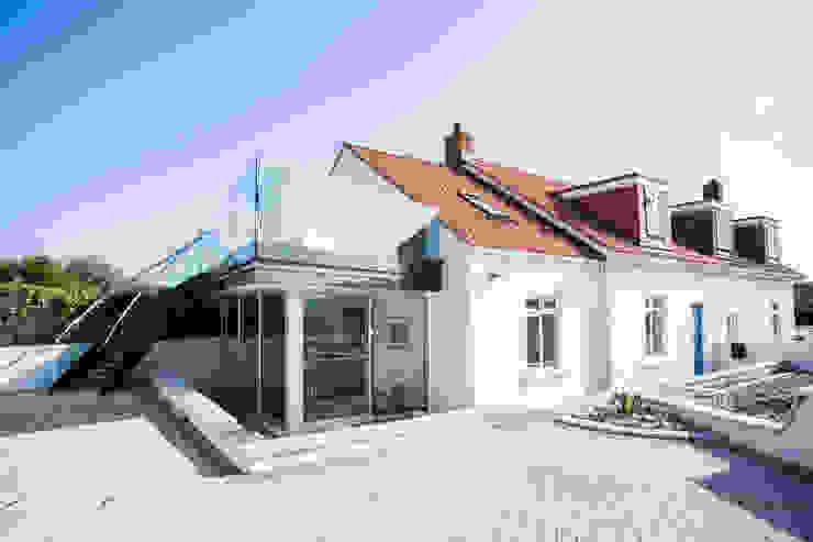 Maison du Soleil 根據 CCD Architects 現代風
