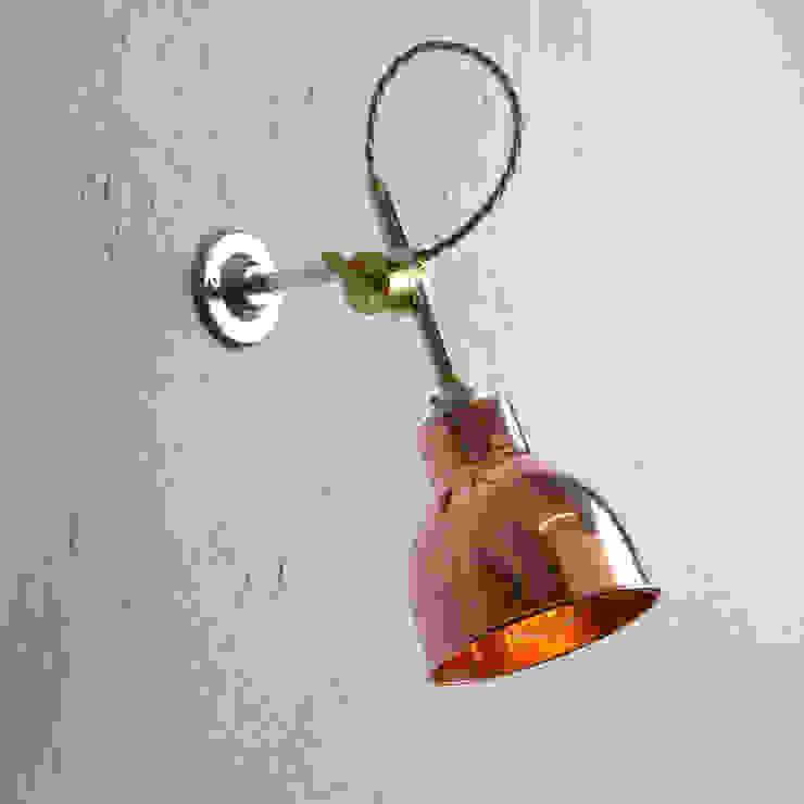 Copper Wall Light Artifact Lighting Ltd. Living roomLighting