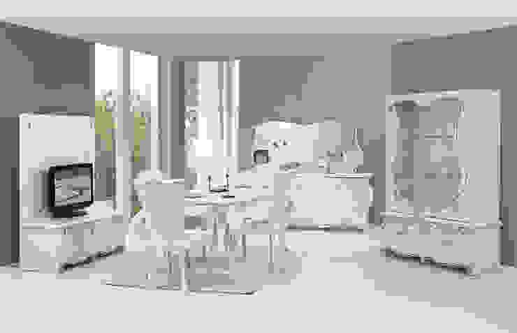 şehrazat yemek odası takımı ERONUR MOBİLYA Klasik