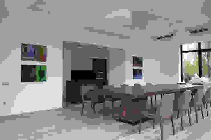 Дом №1 Столовая комната в стиле минимализм от Elena Zazulina Минимализм
