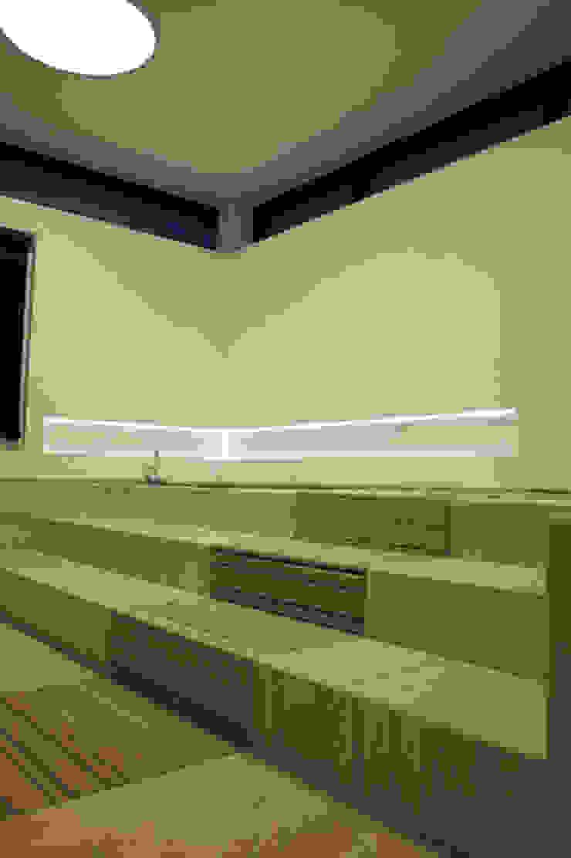 Дом №1 Ванная комната в стиле минимализм от Elena Zazulina Минимализм
