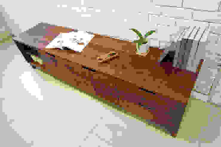 par Design-namu Moderne Bois Effet bois