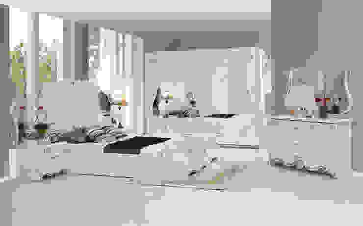 şehrazat yatak odası takımı ERONUR MOBİLYA Klasik