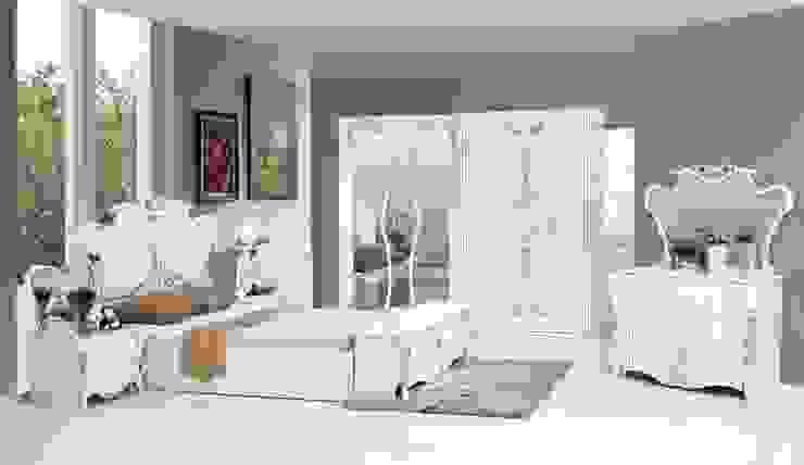 afrodit yatak odası takımı ERONUR MOBİLYA Klasik
