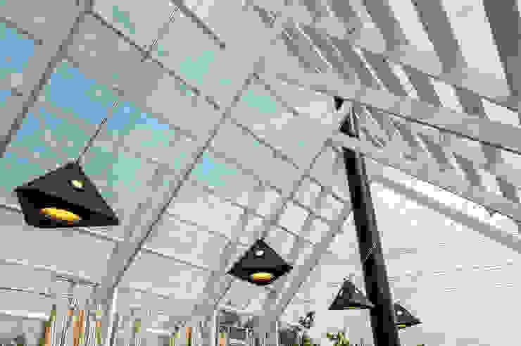 Projekty,  Ogród zaprojektowane przez Bureau GN,