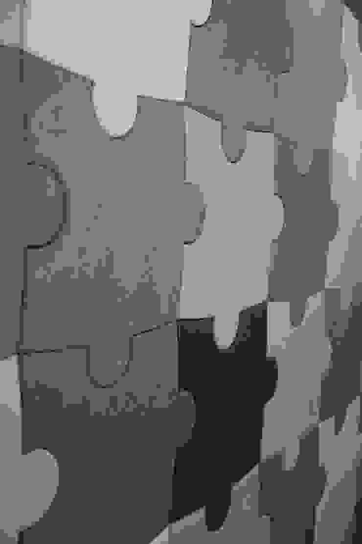 Puzzel Beton architektoniczny od Bettoni Nowoczesny