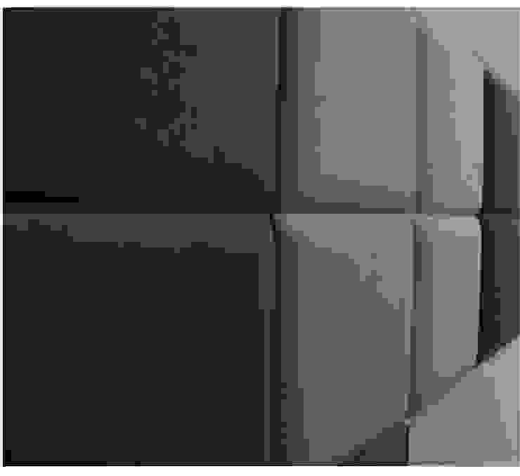 Pillow płytka 3D Beton Archtektoniczny od Bettoni Nowoczesny
