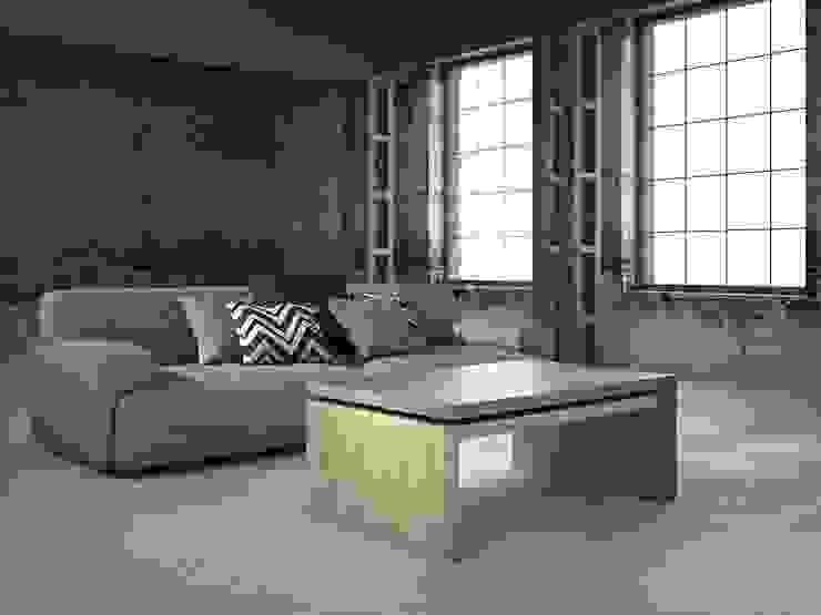 Stolik Lignum: styl , w kategorii  zaprojektowany przez Bettoni,Nowoczesny