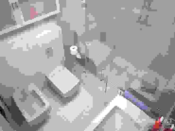 LK&700 Klasyczna łazienka od LK & Projekt Sp. z o.o. Klasyczny