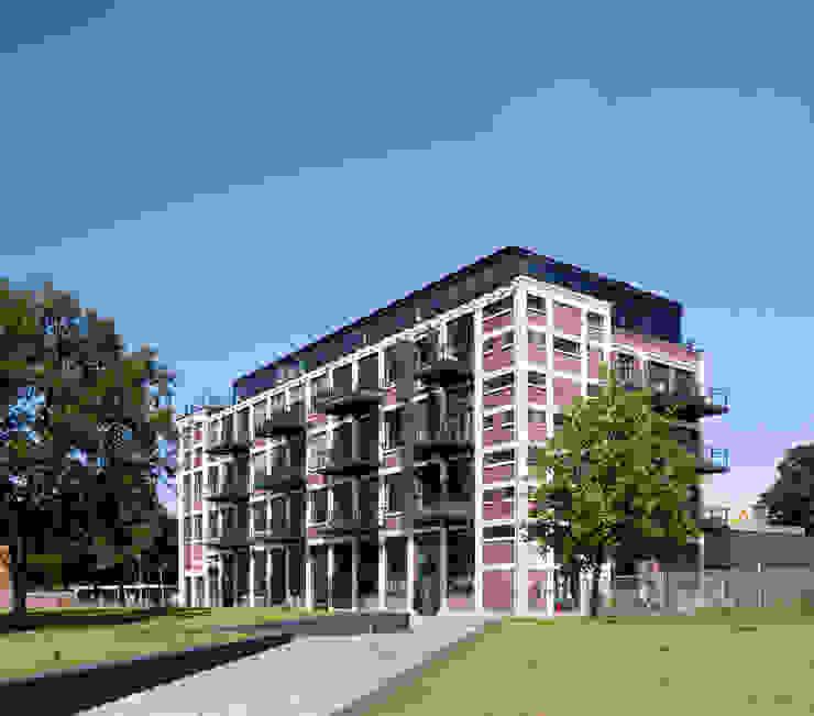 Nieuwe situatie van IAA Architecten Industrieel