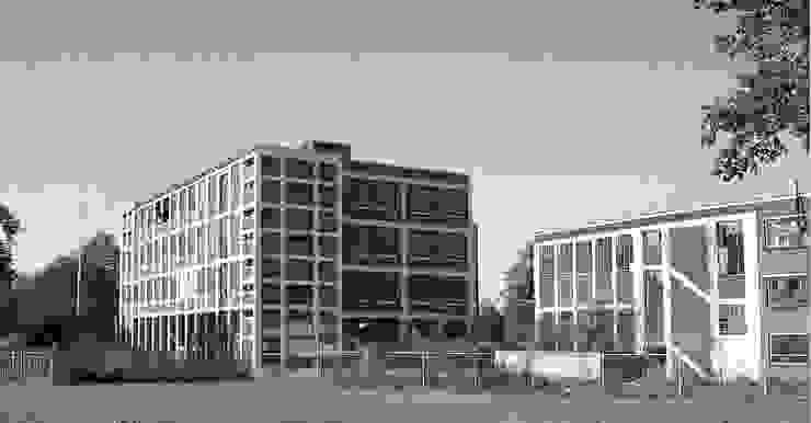 Oude situatie van IAA Architecten Industrieel