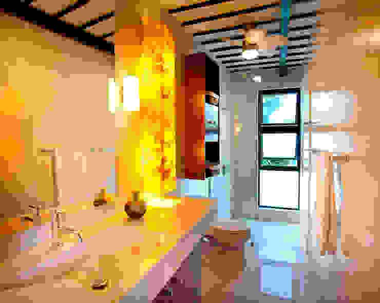 Casa CP78 Baños modernos de Taller Estilo Arquitectura Moderno