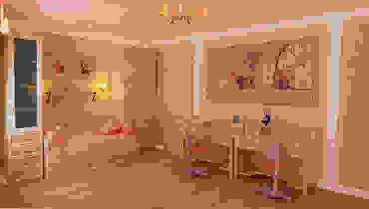Детские Детская комнатa в классическом стиле от Artscale Классический