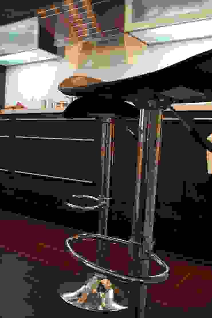 Квартира в современном стиле Кухня в стиле минимализм от Artscale Минимализм