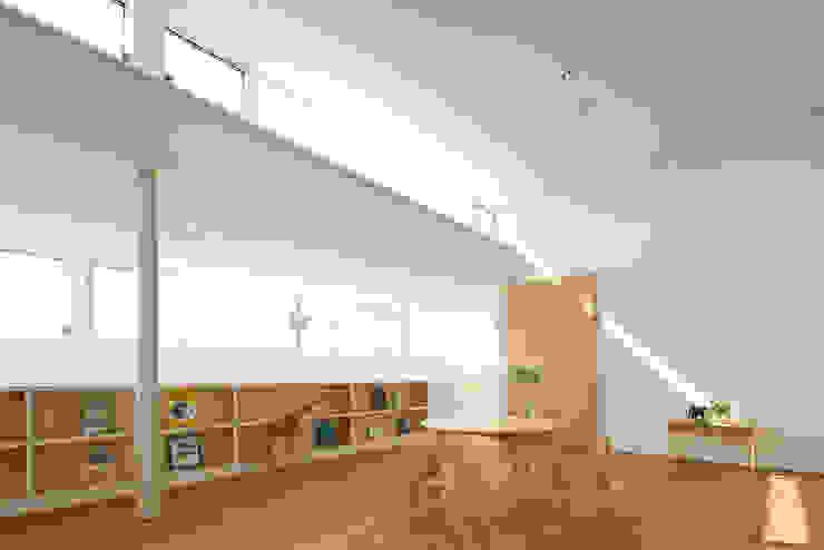 甲斐の家 ミニマルスタイルの 子供部屋 の MAMM DESIGN ミニマル
