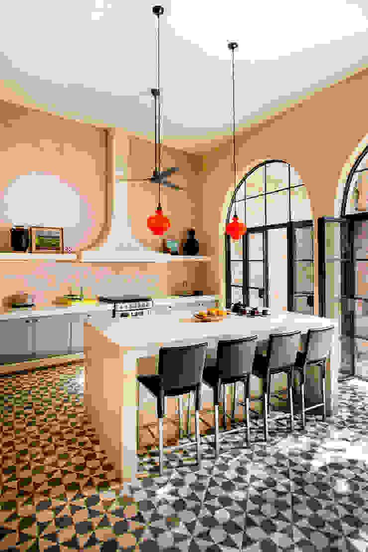 Koloniale Küchen von Taller Estilo Arquitectura Kolonial