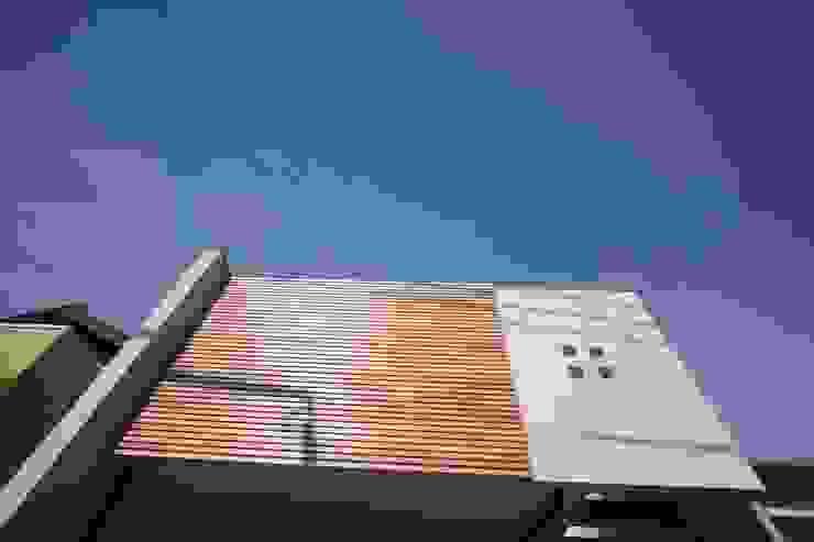 外観 日本家屋・アジアの家 の 加藤一高建築設計事務所 和風