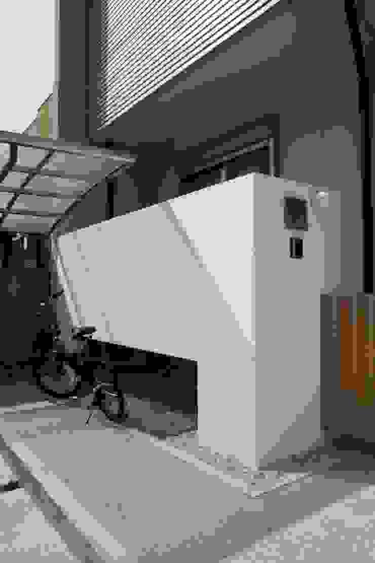 塀 日本家屋・アジアの家 の 加藤一高建築設計事務所 和風