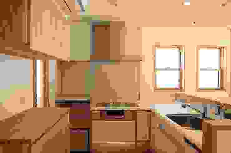 キッチン 和風の キッチン の 加藤一高建築設計事務所 和風