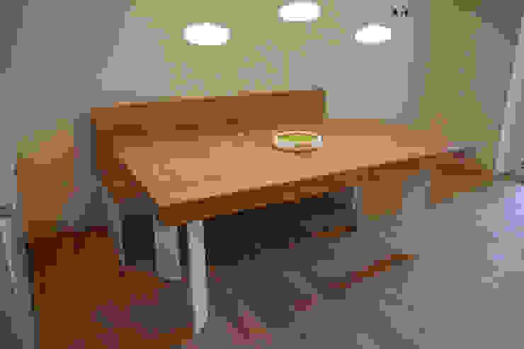 teamlutzenberger Minimalist dining room